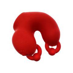 OXBALLS Meatlocker Chastity - Red Ice