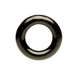 Berlin XXX Silicone Cock Ring - Black