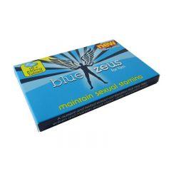Blue Zeus Sexual Enhancement Herbal Supplement - 10 Pack (850mg pill pack)