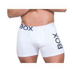 BOX Menswear Boxer - White