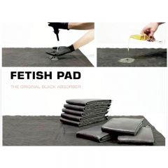 Fetish Pad  the Original Black Absorber - 15 Pack