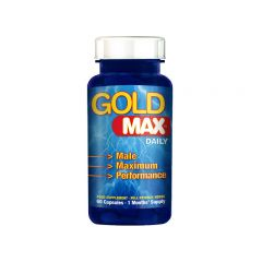 60 Gold Max Daily Capsules