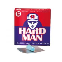 Hard Man Max Strength Sexual Enhancement - 1 capsule (450mg pill pack)
