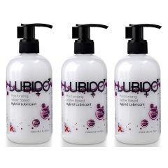 Lubido Hybrid Lubricant - 250ml - Triple Pack, Lubido, gay lube