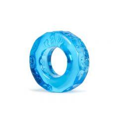 Oxballs Sprocket Cock Ring (Ice Blue)