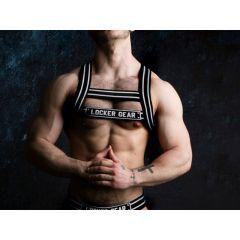 LOCKER GEAR Harness - White
