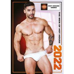 Men of Hot House Calendar 2022