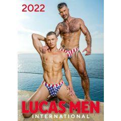 Lucas Men Calendar Calendar 2022