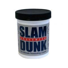 Slam Dunk Unscented Anal Lube - Cream 8 fl oz