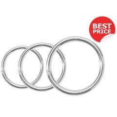 Metal Cock Ring Multi Pack
