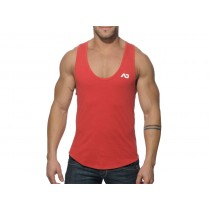ADDICTED Vest Vintage Low Rider - Red