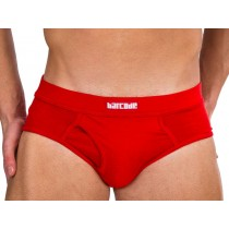 Barcode Brief Fabio - Red