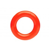 Berlin XXX Silicone Cock Ring - Red
