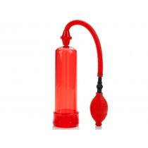 Calexotics Firemans Pump - Red