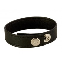 Colt Adjustable 3 Snap Leather Strap