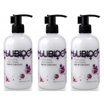 Lubido Hybrid Lubricant - 250ml - Triple Pack, Lubido, gay lube