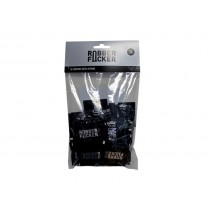 Mr B Rubber Fucker Extra Strong Condom - 36 Pack