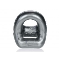 OXBALLS 360 Cock Ring and Ball Sling - Steel
