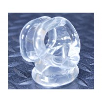 OXBALLS Cocksling Cock Ring (Clear)