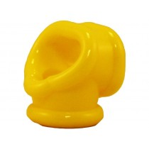 OXBALLS Cocksling Cock Ring (Yellow)
