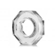 OXBALLS Humpballs Cockring - Clear