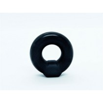 Sport Fucker Squatter Cock Ring - Black