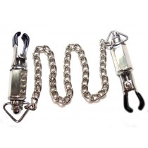 Stainless Steel Nipple clamps with weights