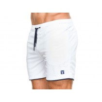 Teamm8 Bounce Short - White