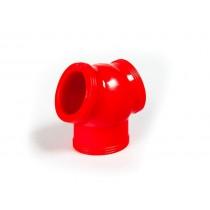 Zizi Megamen Cocksling & Ball Stretcher - Red