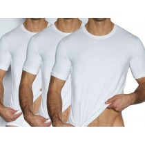 C-IN2 Crew Neck Tee 3 Pack - White