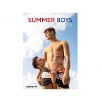 Cocky Boys Summer Boys Calendar - 2021