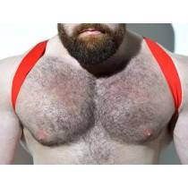 DARKROOM Shoulder Harness - Red