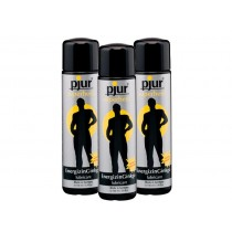 Pjur Superhero Energizin Ginkgo Triple Pack - (100ml), lube