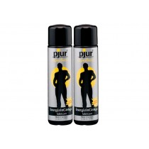 Pjur Superhero Energizin Ginkgo Twin Pack - (100ml), lube