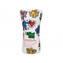 Tenga Soft Tube Cup - Keith Haring Dance