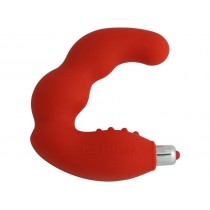Rocks Off Bad Boy Prostate Massager (Red)