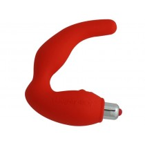 Rocks Off Naughty Boy Prostate Massager (Red)