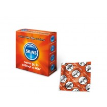 Skins: Ultra Thin Condoms - 4 Pack