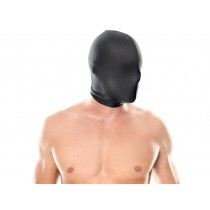 FFS Spandex Full Face Hood Black